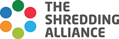 The Shredding Alliance logo