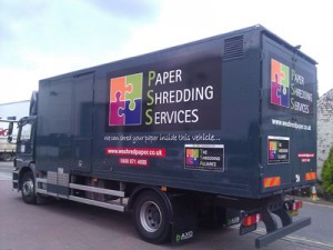 UK wide onsite and offsite shredding - Paper Shredding Services