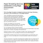 Hard Drive Shredding by Paper Shredding Services